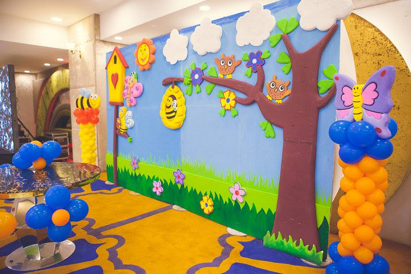 Planning First Birthday Party Of Your Child