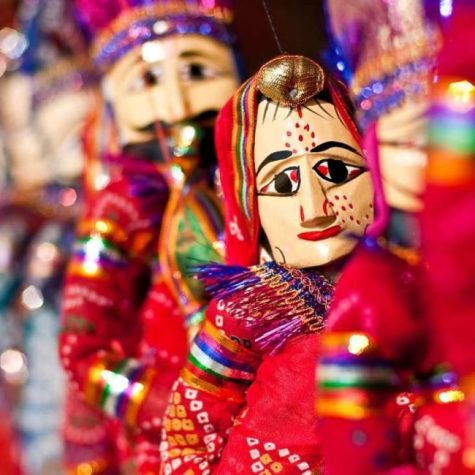 Rajasthan Puppets